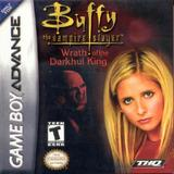 Buffy the Vampire Slayer: Wrath of the Darkhul King (Game Boy Advance)